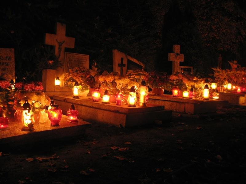 Pamięć o zmarłych
