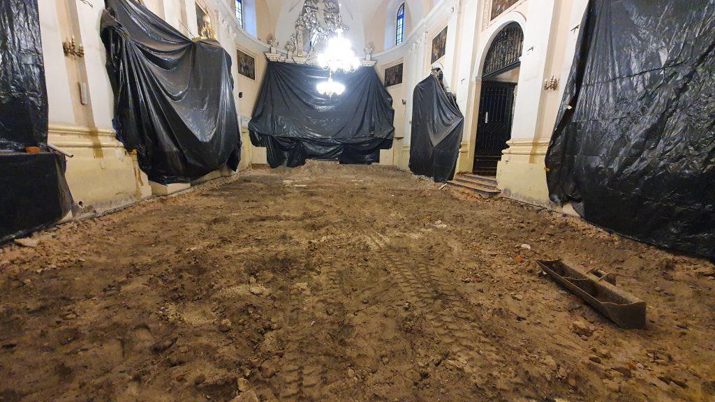Generalny remont kościoła